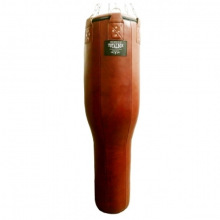 """Боксерский мешок 70 кг TOTALBOX loft TBLF 40×150 """"гильза"""" нат.кожа"""
