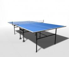 Стол теннисный для помещений складной на роликах WIPS Roller