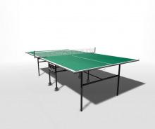 Стол теннисный влагостойкий на роликах WIPS Roller Outdoor