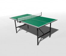Детский теннисный стол влагостойкий раскладной WIPS Mini Outdoor