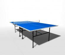 Теннисный стол всепогодный композитный на роликах WIPS Roller Outdoor Composite