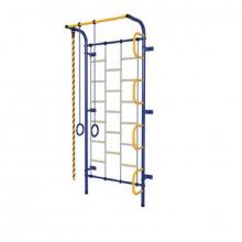 """ДСК """"Пионер-С1Л"""" Навесное оборудование: канат, кольца, 3-х рядная комбинированная лестница"""