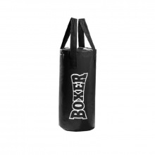 Мешок боксерский вес 15 кг, 60см, d 30 черн., синий