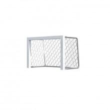 Ворота тренировочные алюминивые 1,2х0,8 глубина ворот 0,7 м профиль 80х80 мм (для зала и улицы)