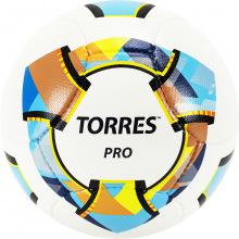 Мяч футбольный №5 матч. TORRES Pro