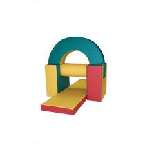 Игровой модуль Трансформер - №19 (5 элемента)