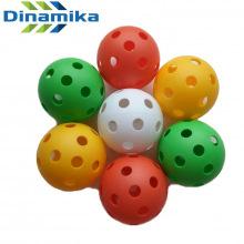 Мяч для флорбола цвет в ассортименте
