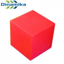 Куб цветной 400х400х400 мм