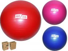 Мяч гимнастический GYM BALL диаметр 55 см Антивзрыв