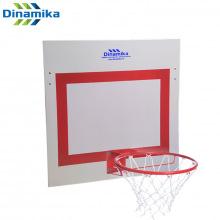 Щит баскетбольный навесной на шведскую стенку с кольцом