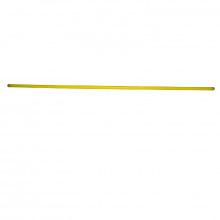 Палка гимнастическая пластиковая. Длина 1060 мм