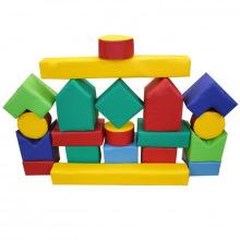 Игровой модуль-конструктор на 40 предметов Юный строитель