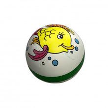 Мяч детский резиновый диаметр 75 мм