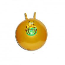 Мяч-прыгун с ушками (с изображением животных) d 45 см