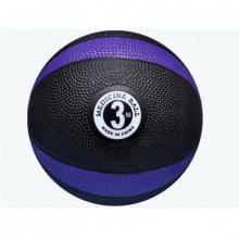 Мяч для атлетических упражнений (медбол) Вес 3 кг