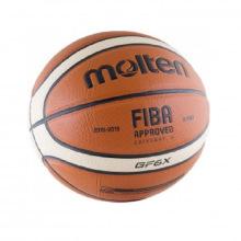 Мяч баскетбольный №6 Molten BGF6X матч.