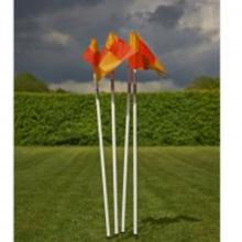 Флаг угловой MITRE с несьемным штыком