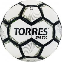 Мяч футбольный №5 люб. TORRES BM 500