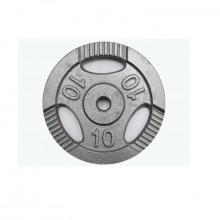 Диск для штанги диаметр 26 мм вес 10 кг