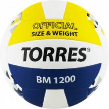 Мяч волейбольный TORRES BM1200 р.5