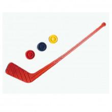 Набор хоккейный детский (1 клюшка+3 шайбы)