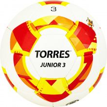 Мяч футбольный №3 трен. TORRES Junior-3