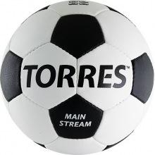 Мяч футбольный №5 трен. TORRES Main Stream