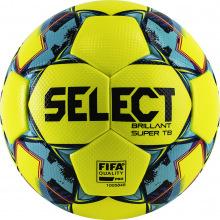 Мяч футбольный №5 проф. Select Brillant Super FIFA TB
