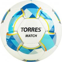 Мяч футбольный №5 матч. TORRES Match