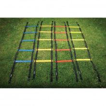 Лестница координационная для тренировок набор 4 шт