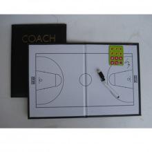 Тактическая доска Баскетбол на магнитной основе