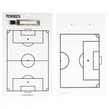 """Тактическая доска для футбола """"TORRES"""""""