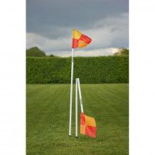 Флаг угловой MITRE складной со съемным штыком