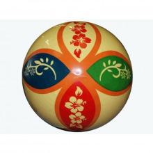 Мяч детский с орнаментом 25см