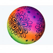 Мяч детский  игровой пляжный 25 см
