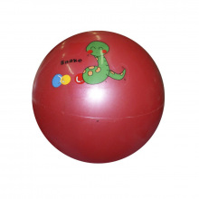 Мяч детский игровой 18 см латекс