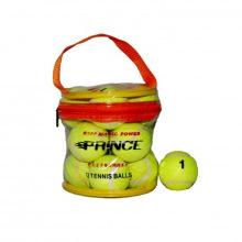 Мяч для большого тенниса 12 шт в сумке