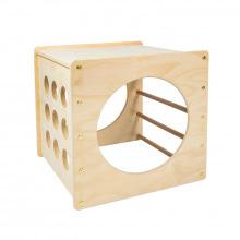Куб игровой модуль детский из дерева