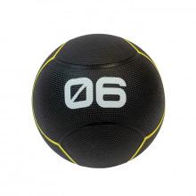 Медбол тренировочный 6 кг ПВХ