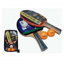 Набор для игры в настольный теннис (2 ракетки, 3 мяча) 608