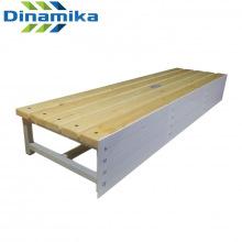 Скамья для измерения гибкости ФС 1500 мм