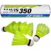 Воланы для бадминтона Yonex Mavis 350 Yellow-Middle (нейлон/пробка)
