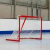 Сетка хоккейная (1,22м*1,83м*0,5м*1,15м), толщина нити 2,2 мм