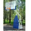 Стойка баскетбольная мобильная складная массовая вынос 3,25 м