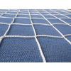Сетка заградительная, ячейка 100*100, толщина нити 3,1 мм, безузловая, белая или зеленая
