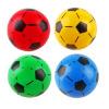 Мяч детский игровой футбольный рисунок 20 см латекс