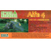 Палатка туристическая четырёхместная GREEN SEASON Alfa 4
